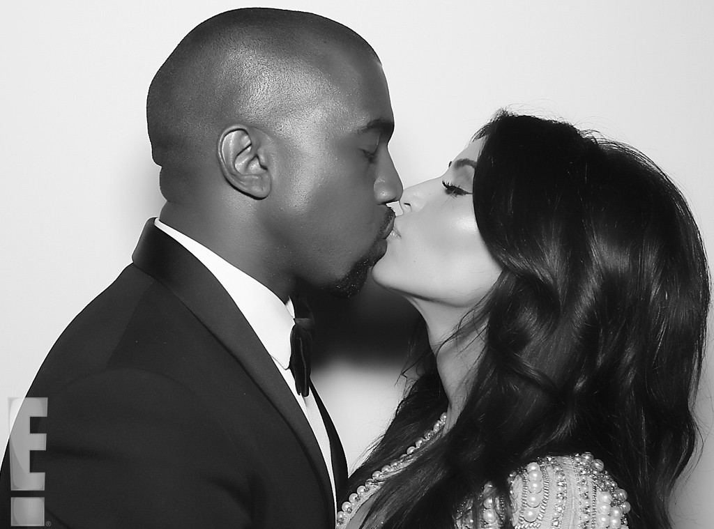 Kim Kardashian, Kanye West, Wedding Exclusive