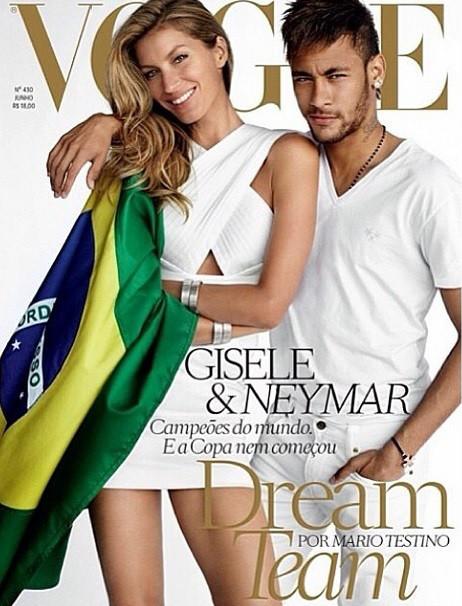 Gisele Bundchen, Neymar