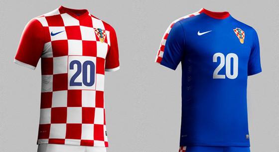 TOP 10 uniformes mais bonitos da Copa do Mundo no Brasil  fd5d9eac72a16