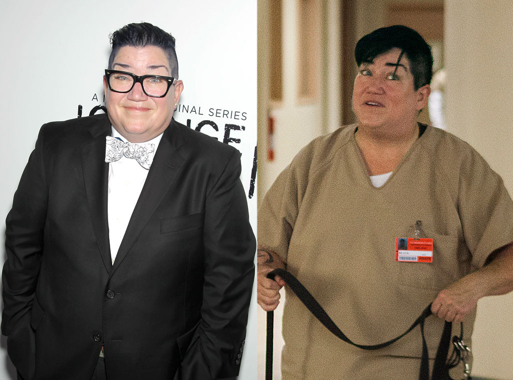 Orange is the New Black, Lea Delaria