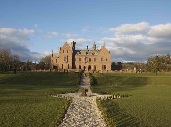 Castle Oliver, Ireland