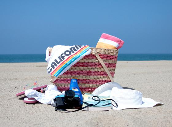 Beach Bags, What We'd Wear