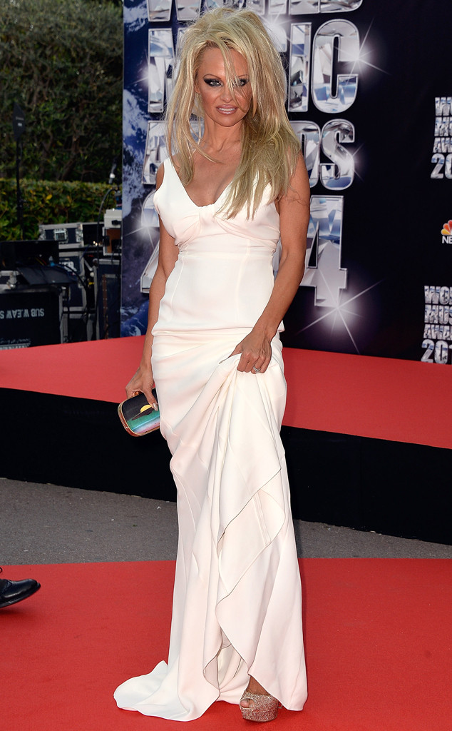 Pamela Anderson, World Music Awards