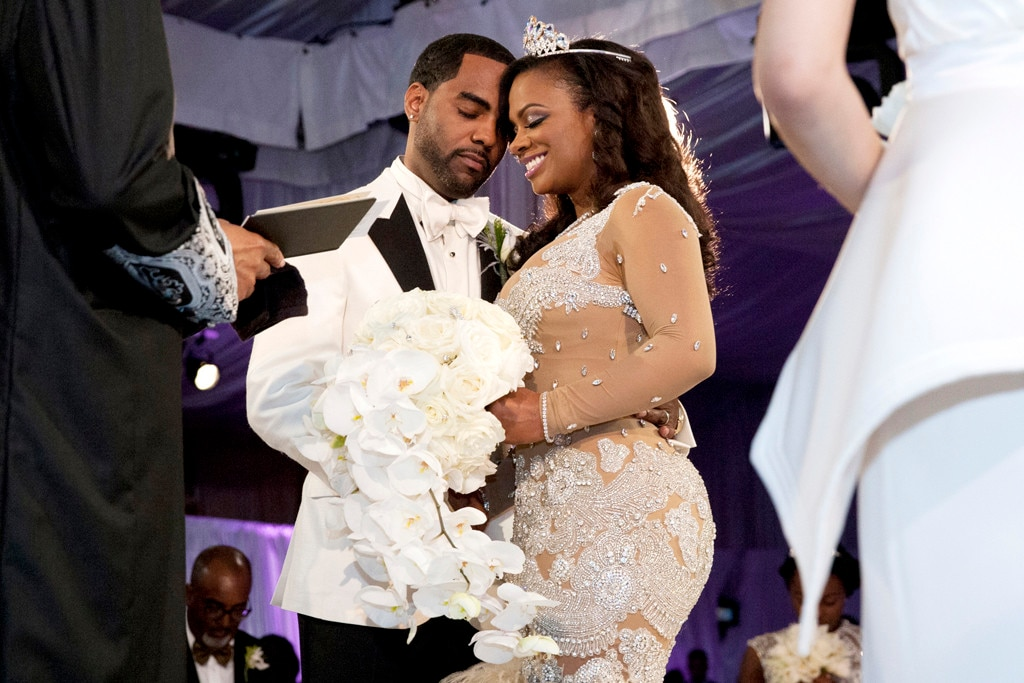 Kandi Burruss & Todd Tucker from Real Housewives: Weddings ...
