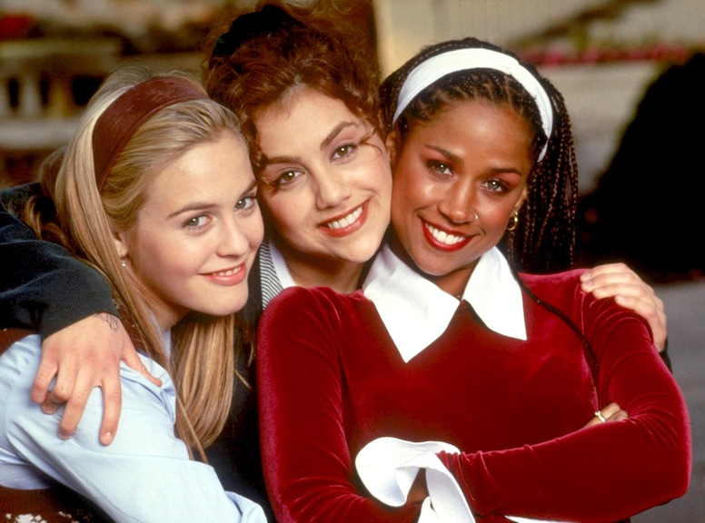 Clueless 1995 - Brittany Murphy, Stacey Dash, Alicia Silverstone