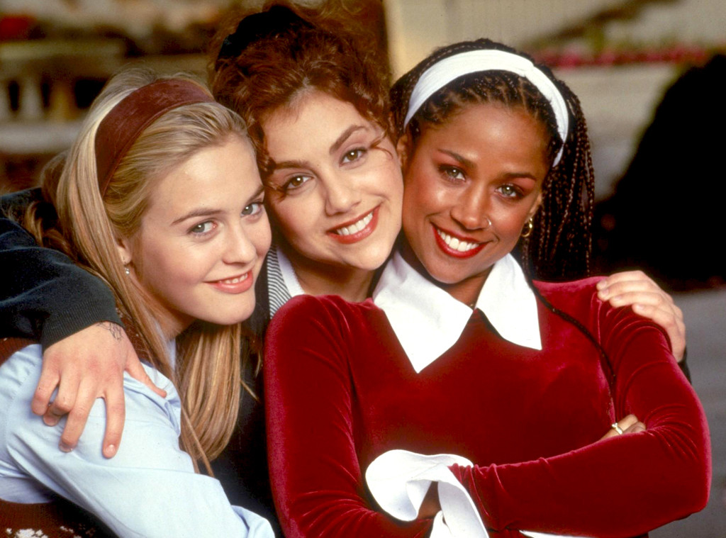 Brittany Murphy, Stacey Dash, Alicia Silverstone, Clueless