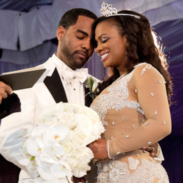 Kandi S Wedding Debuts What Did You Think Of The Real Housewives Atlanta Spinoff E News