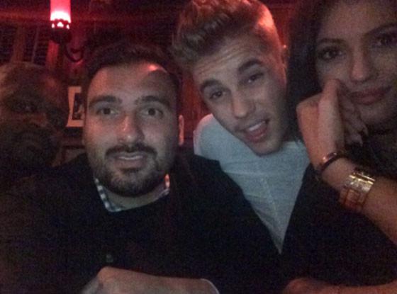 Justin Bieber, Kylie Jenner