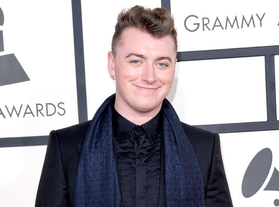 Is sam smith a homosexual