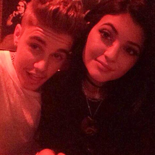 Justin Bieber, Kylie Jenner, Twitter