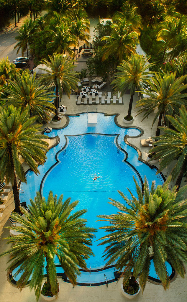 Best Resort Pools, The Raleigh Pool