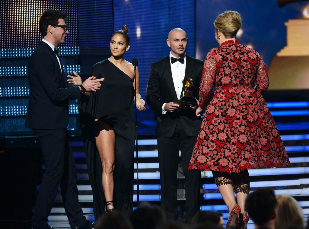 Vitalii Sediuk, Jennifer Lopez, Pitbull, Adele