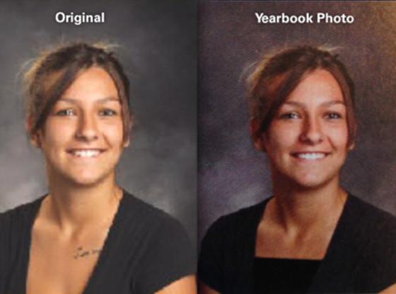 Yearbook Photoshop