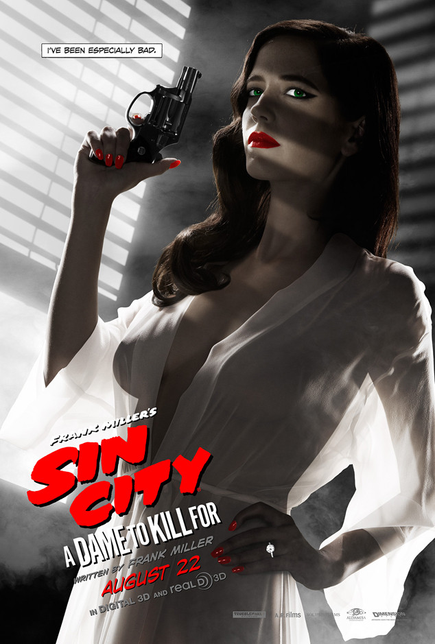 Eva Green, Sin City