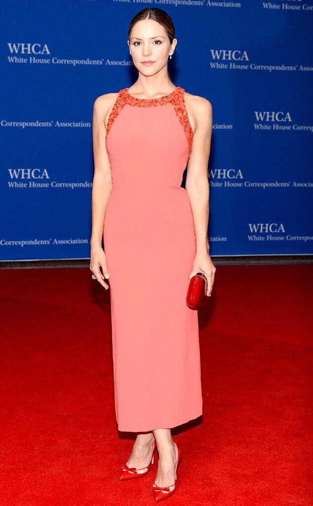 Katharine McPhee, White House Correspondents Dinner