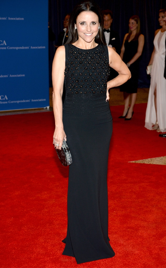 Julia Louis-Dreyfus, White House Correspondents Dinner