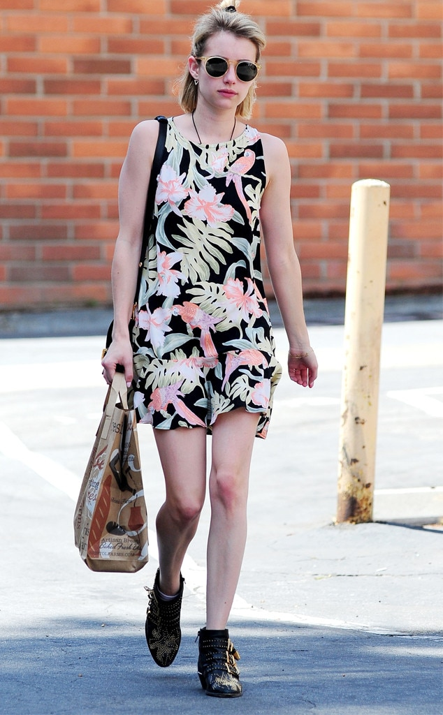 Emma Roberts, Big Pic