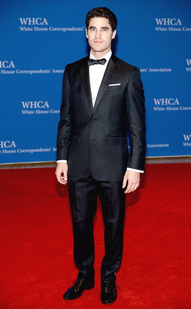 Darren Criss, White House Correspondents Dinner