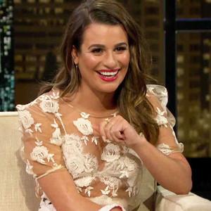 Lea Michele, Chelsea Lately