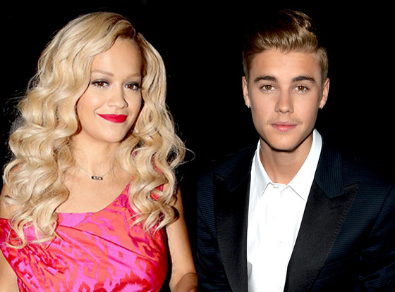 Rita Ora, Justin Bieber