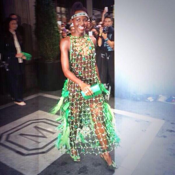 Lupita Nyong'o, MET Gala