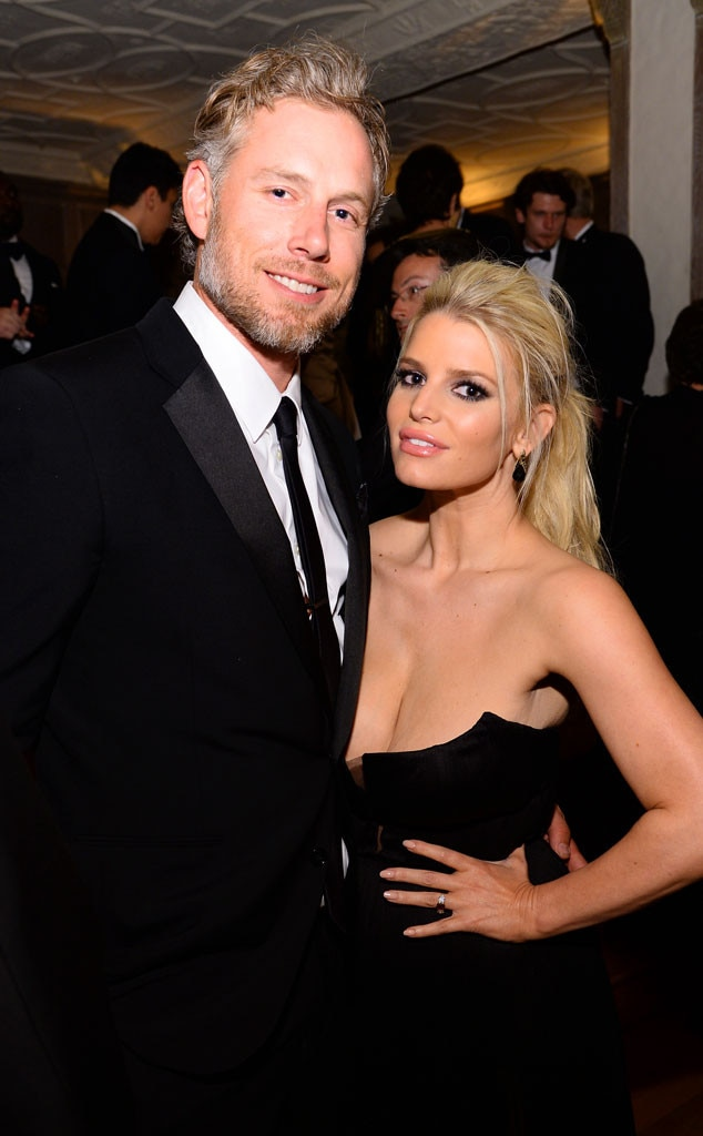 Jessica Simpson and Eric Johnson Wedding