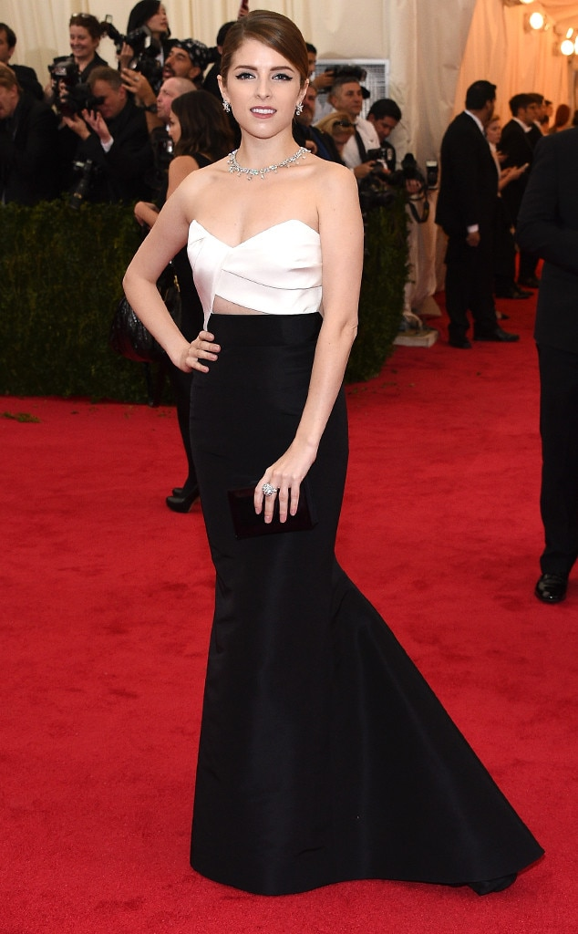 Anna Kendrick, MET Gala