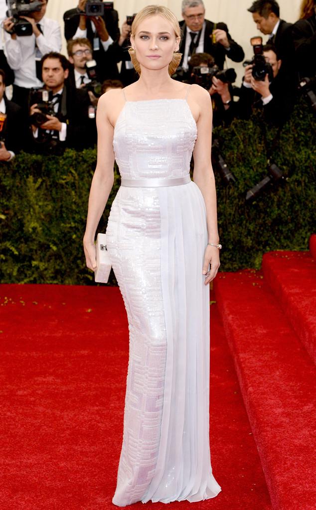 Diane Kruger, MET Gala