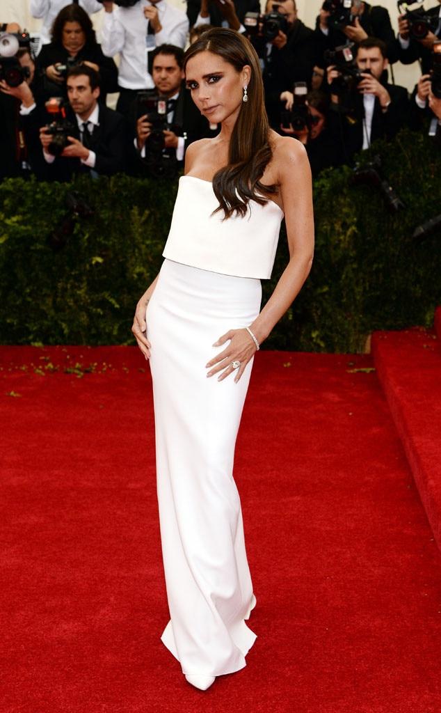 ESC: Victoria Beckham, Style Evolution, 2014