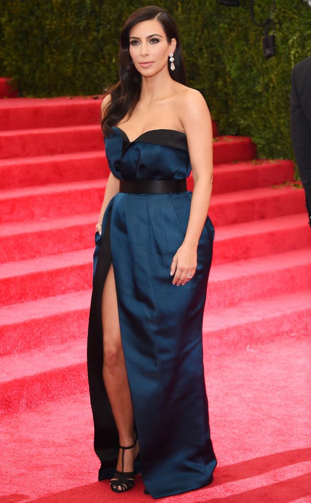 Kim Kardashians, MET Gala