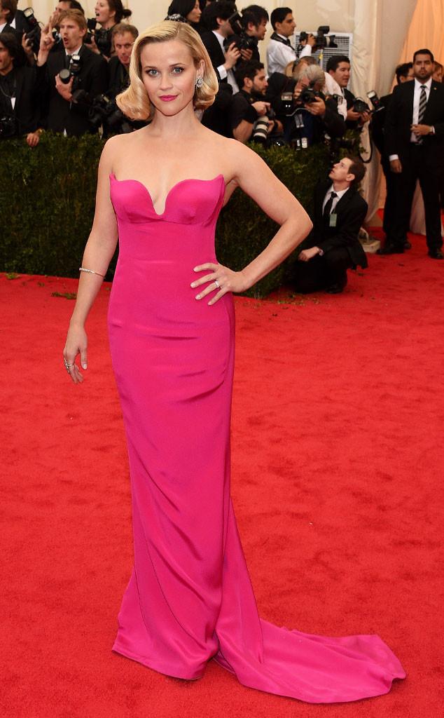 Reese Witherspoon, MET Gala