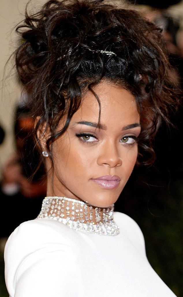 Rihanna, MET Gala, Beauty