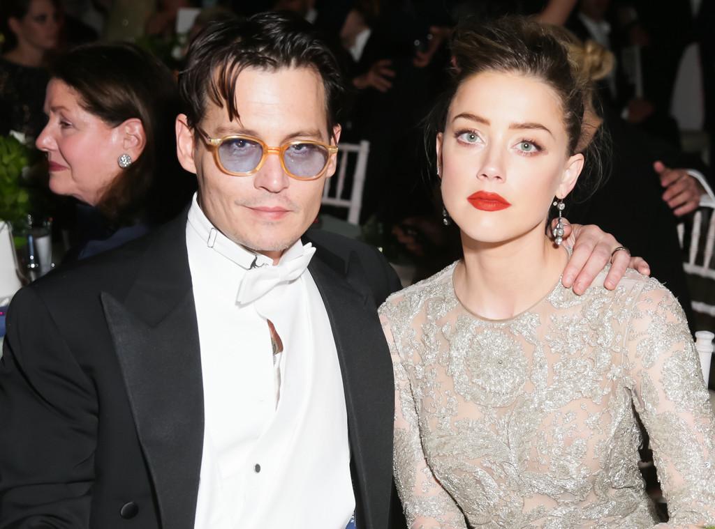 Met Gala, Couples, Johnny Depp, Amber Heard