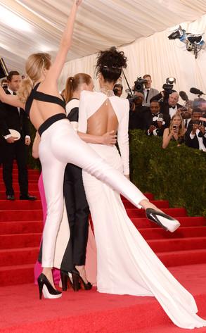 Cara Delevingne, Stella McCartney, Rihanna