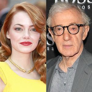 Emma Stone, Woody Allen