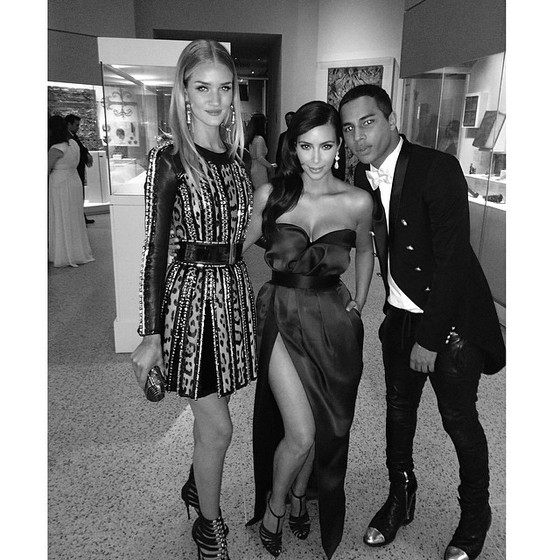 Kim Kardashian Met Ball Gala Instagram