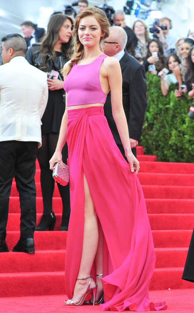 Emma Stone, MET Gala