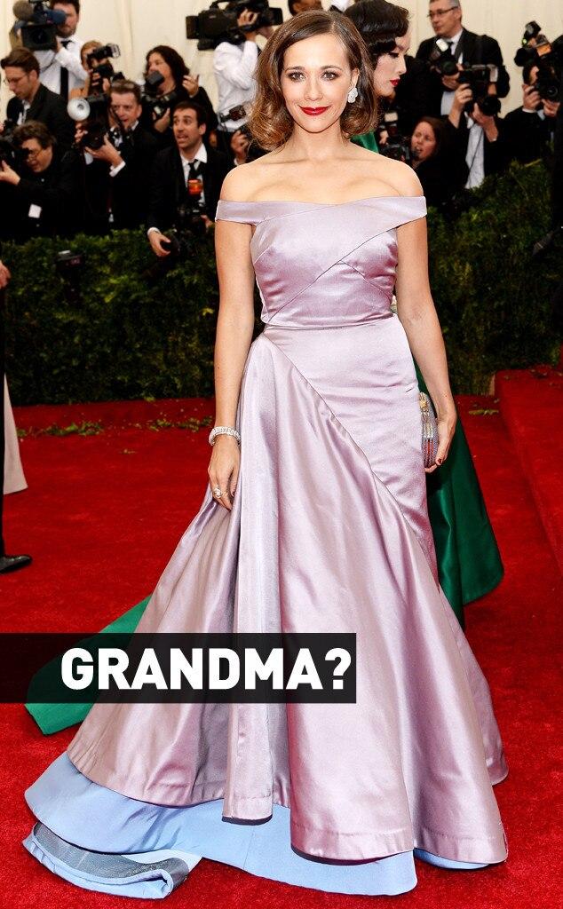 Rashida Jones, MET Gala