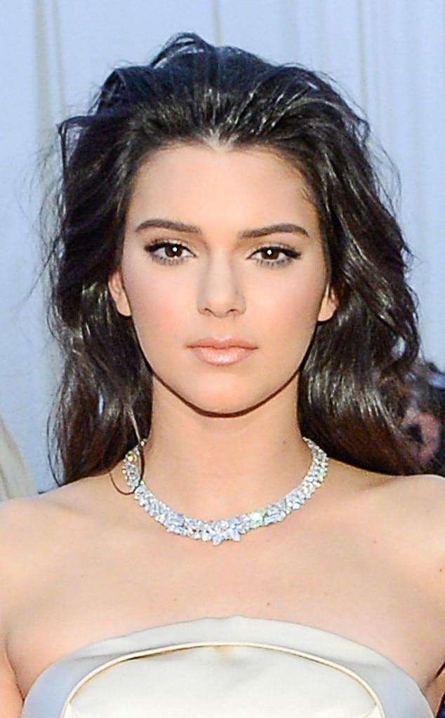 Met Gala, Beauty, Kendall Jenner