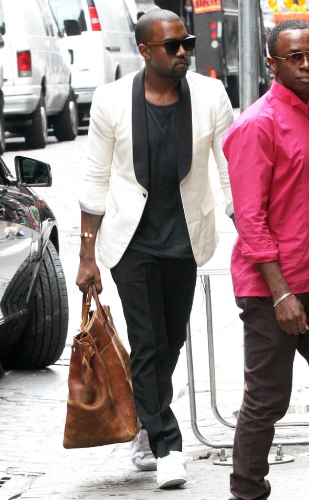 Kanye West, Man Bags