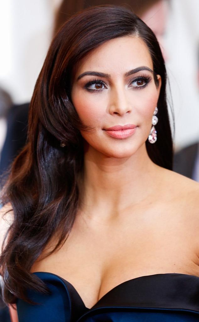 Kim Kardashian, MET Gala, Beauty