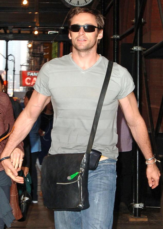 Hugh Jackman, Man Bags