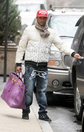 Pharrell Williams, Man Bags