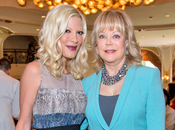 Tori Spelling, Candy Spelling