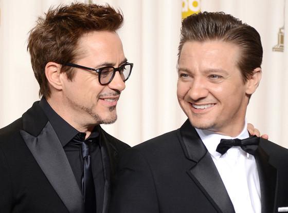 Robert Downey Jr., Jeremy Renner
