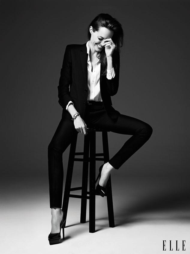 Angelina Jolie, Elle