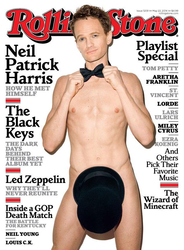 Neil Patrick Harris, Rolling Stone