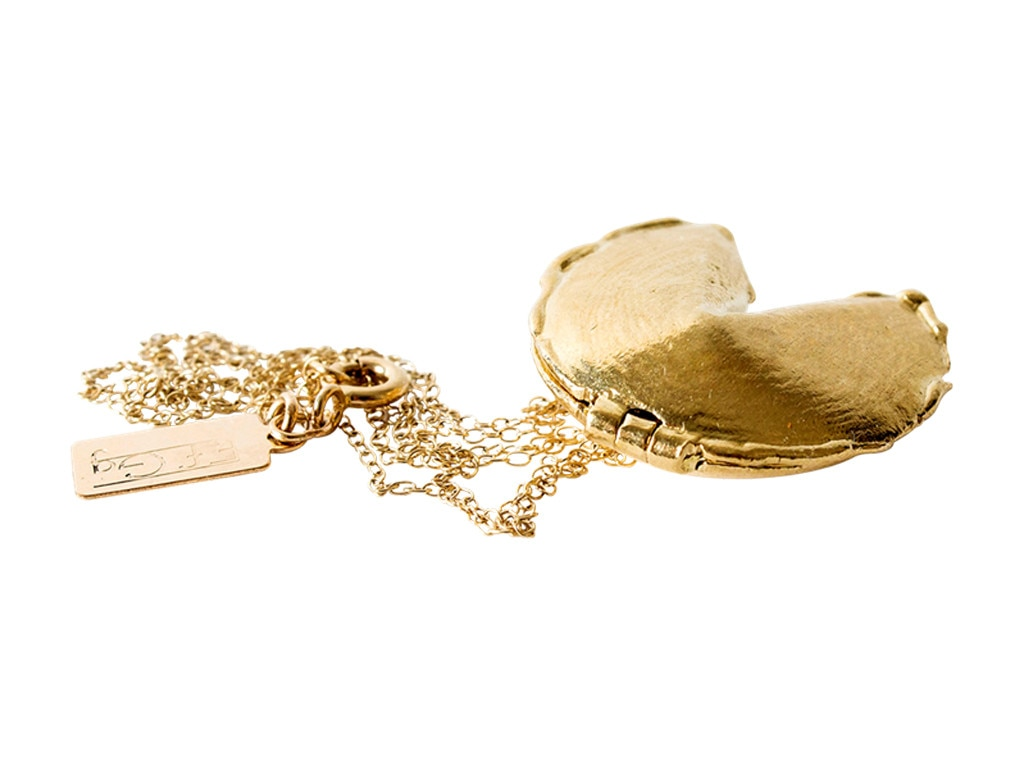 Editor Obsessions, Fortune Necklace