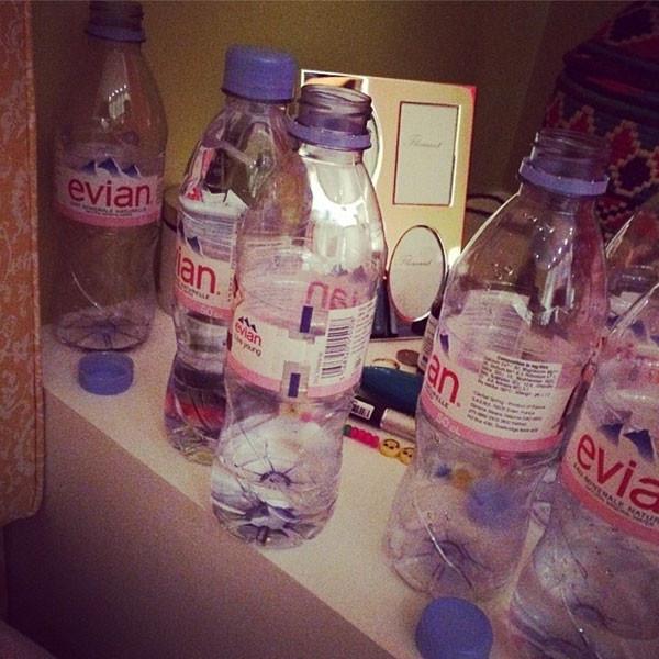 Lily Allen, Instagram