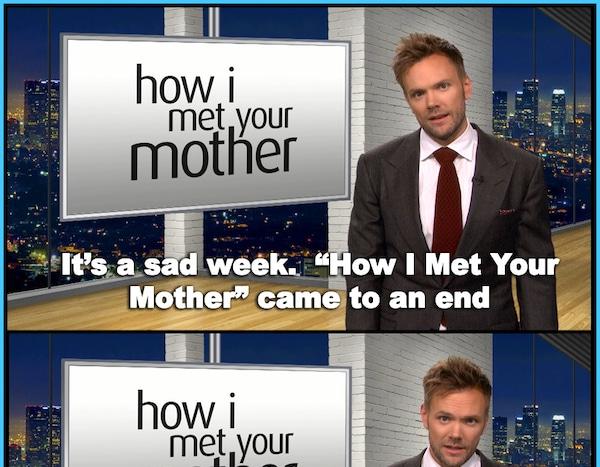 How I Met Your Mother Ending